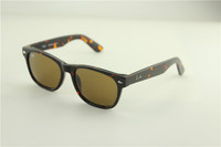 New wayfarer ,rb 2132 710 ,tortoise frame brown lens,55mm